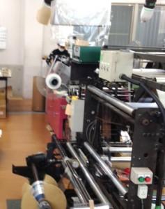 oppヘッダー印刷袋製作します