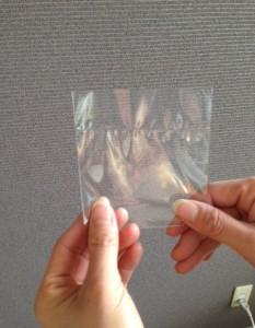 OPP袋 熱シーラー対応フィルム