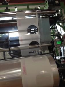 OPP印刷仕上がり原紙